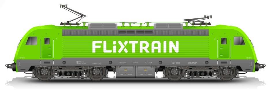 Der FlixTrain
